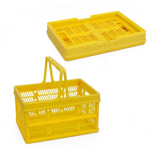 foldable kuzhinë ushqim fruta bukë takëm palosje plastik shportë