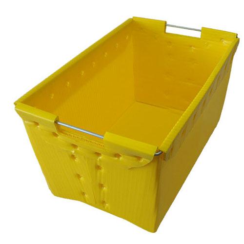 palosje polypropylene i uritur ruajtje PP valëzuar plastik kuti për fruitsvegetables