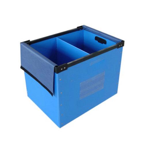 plastik Coaming PP i uritur dërrasë valëzuar kuti